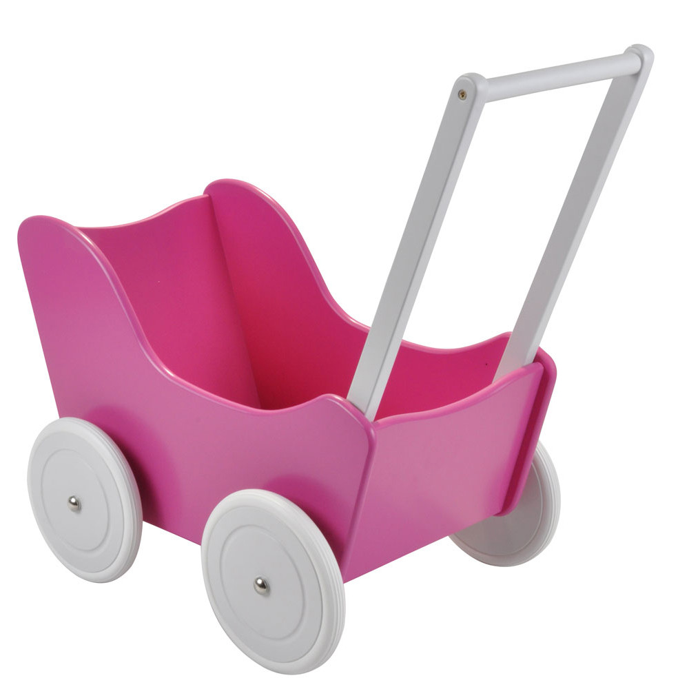 Little Angel limited houten poppenwagen